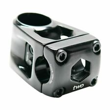 """New Box Components Two Center Clamp Hollow Stem - 48mm x 1-1/8"""" - Black"""