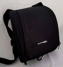 Nintendo DS Gameboy XP  Mini Backpack Black Travel Storage Carry Case