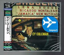 ♫ - CY COLEMAN - JAMAICA - 1957 - SHM-CD 12 TITRES - NEUF NEW NEU - ♫