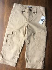 GAP Kids Capri Trousers Beige, Size 7 Yrs NEW With Tags