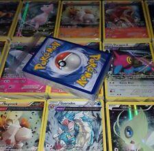 100 New Pokemon Cards - Bulk Lot w/ Rares, Commons, Uncommons: Guaranteed 1 Holo