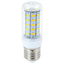 1pcs Universal E27 6W  48 LED SMD 5730 Light LED Corn Bulb Cool  White  110V