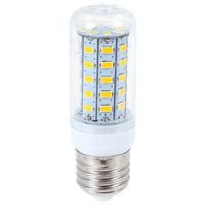 E27 110V/220V 15W 48X 5730 SMD LED cool White Corn Home Garden Yard Light Lamp