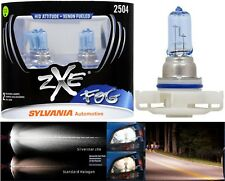 Sylvania Silverstar ZXE PSX24W 2504 24W Two Bulbs Fog Light Replacement Upgrade