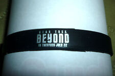 NEW Exclusive Swag Star Trek Beyond Movie WristBand Bracelet Sport Bangle