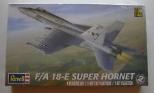 F/A 18-E Super Hornet Revell Model Jet Airplane Kit 1/48 Unopened 85-5850 Navy