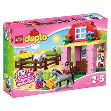 LEGO® DUPLO® Pferdestall (10500)