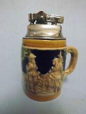 Vintage Regal Ceramic Cigarette Lighter Japan MIJ