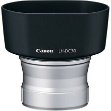 Canon LH-DC30 Lens Hood for LA-DC58B Conversion Lens Adapter for CanonG3 G5 G6