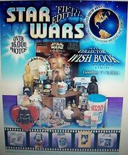 New Star War Toys Price Guide Collector Book 464 PAGES BIG HARDBACK BOOK