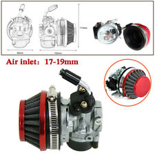 Carburetor Carb Air Filter 17-19mm For 49cc 80cc Motorized Bicycle Engine Motor