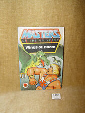 MASTERS OF THE UNIVERSE: ALI OF DOOM Ladybird Libro HB 1st ed 1984 John Grant