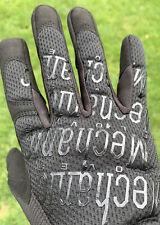 mechanic gloves X Large Black On Black
