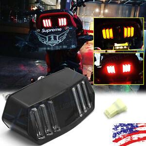 Mustang Style LED Rear Brake Tail Light Turn Signal Light for Honda Grom 125 MSX