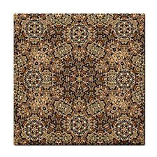 Checkered Moroccan Home Decor Ceramic Feature Wall Tile Coaster Mosaic Craft BN