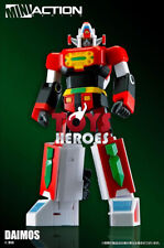 ACTION TOYS DAIMOS SUPER ROBOT MINI ACTION SERIES Preorder