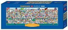 HEYE Sport Fans, Blachon HY29757 Panorama , 1000 PIECE JIGSAW PUZZLE