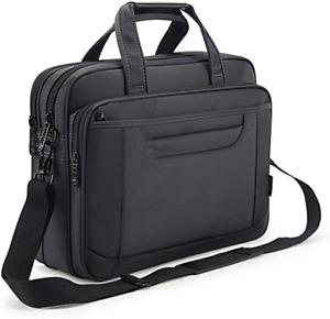 Laptop Briefcase Computer Bag Business Messenger Case Portfolio Tablet Handbag