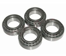 Front Wheel Inner Outer Bearing Kit Assembly For Willys Jeeps ECs