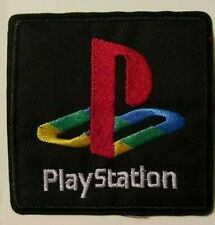 """Playstation PS2 Video Game Console~Embroidered Patch~3 1/4""""~Iron or Sew On"""