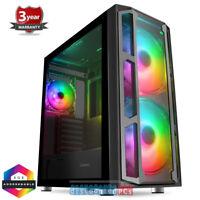 Ryzen 7 3800x 8core Gaming PC MSI B550 Computer NVMe RTX 3070 8GB  up847