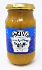 Heinz piccalilli Pickle 8 X 275 g