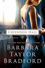 Cavendon Hall by Barbara Taylor Bradford (2014, Hardcover)