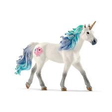 70571 SCHLEICH Sea Unicorn, Stallion (Fantasy Bayala) Plastic Figure