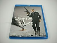 Quantum of Solace (Blu-ray Disc, 2009, Checkpoint Sensormatic Widescreen)