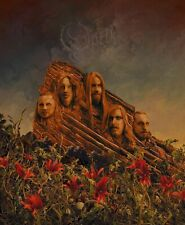 OPETH Garden Of The Titans Live At Red Rock 2 CD + DVD