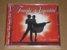 TANGHI ARGENTINI - CD SIGILLATO (SEALED)