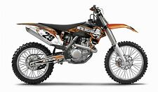 FX METAL MULISHA 2014 SHROUD KIT, KTM SX125-450F 11-12, XC 11-13  17-11526
