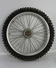 1995 Kawasaki KLX250R Front Wheel Rim Tire