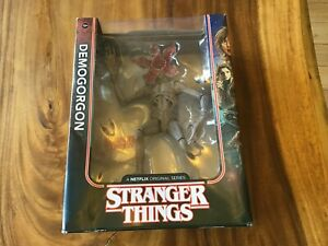 """McFarlane Toys Stranger Things Demogorgon Action Figure 10""""  See Pictures"""