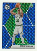 2019-20 Panini Mosaic Prizm BLUE HOBBY Rookie RC Grant Williams /99 #217 SP