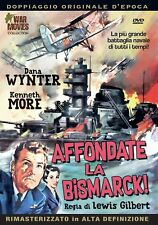 Dvd Affondate La Bismarck! - (1960) ** A&R Productions ** ......NUOVO