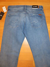 NWT Men's 7 For All ManKind Standard Straight Leg Jeans (Retail $208)