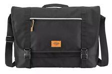 Timberland Crofton Water-Resistant Messenger Shoulder Black Bag A1IIW-001