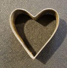 Primitive Folk Art  HEART Cookie Cutter