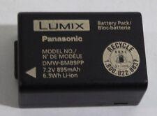 Panasonic DMW-BMB9PP Lithium-Ion Battery (7.2V, 895mAh)