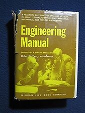 Engineering Manual [Hardcover] [Jan 01, 1959] Perry, John H. and Perry, Robert..