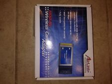 AIR LINK 10100 CARDBUS NETWORK ADAPTER DRIVERS