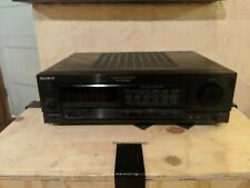 Sony TA-AX390 Controlled Amplifier - Tested and Working Vintage Nice Rare