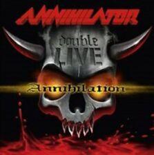 Annihilator - Double Live Annihilation 2 CD