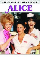 ALICE : THE COMPLETE THIRD SEASON 3 -  Region Free DVD - Sealed