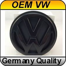 OEM Volkswagen Rear Emblem Badge VW Black Golf MK3