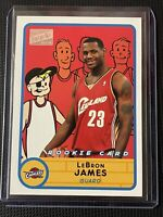2003 Topps Bazooka LeBron James Rookie Card RC #276 Lakers Cavaliers INVEST HOT!