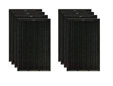 KIT 2KW PANNELLO SOLARE MONOCRISTALLINO 2000W  MODULO FOTOVOLTAICO BLACK CAMPER