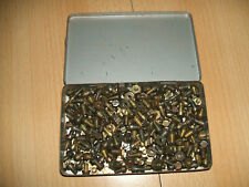 Märklin Metallbaukasten 170 Schrauben 14002 + 170 Muttern 14010