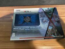 Monster Hunter Generations Nintendo 3DS XL